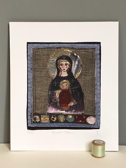 The Byzantine Madonna