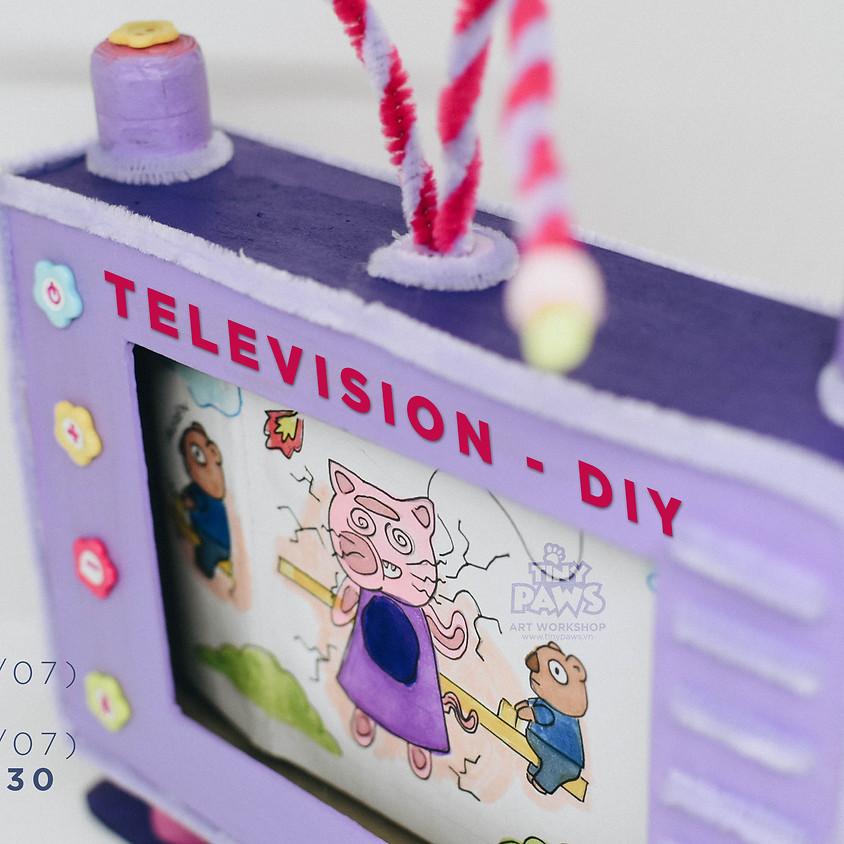 TELEVISION DIY (Drawing)