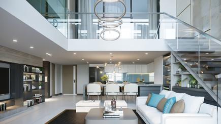 Botanic Apartment Penthouse