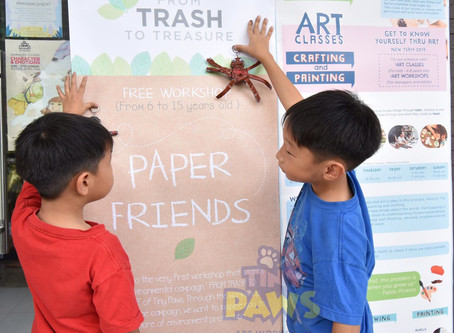 """Paper Friends"" Workshop"