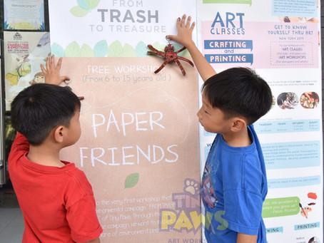 """Paper Friends"" Workshop"