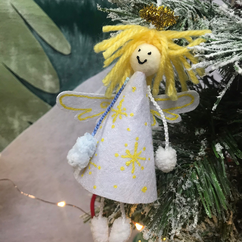ART PROJECTS: CHRISTMAS ORNAMENTS