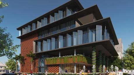 Aquarius Office in Kien Giang