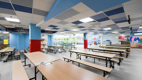 ISSP Canteen Renovation