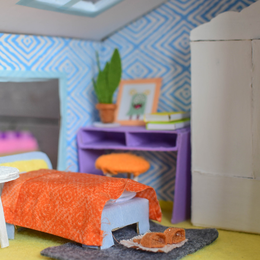 DOLL HOUSE SESSION 4