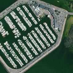 Vous apprendrez à manoeuvrer au port de Pornichet