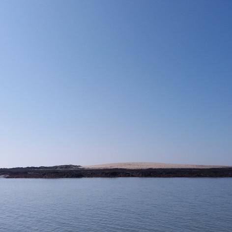 L'île de Baguenaud