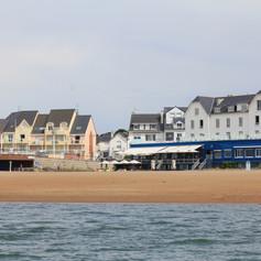 La plage de Monsieur Hulot