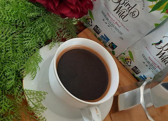 Bird & Wild-Seasonal Blend-Medium Roast-Ground Coffee 200g