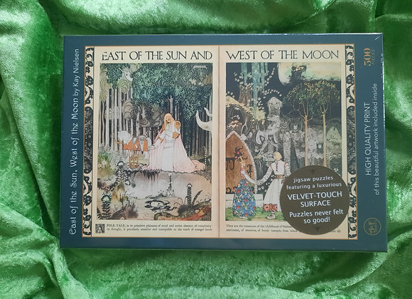 East Of The Sun West Of The Moon 500 Piece Jigsaw