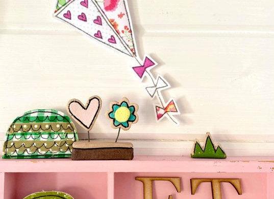 Kite Hanging Decoration