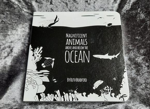 Ocean Animals Baby Board Book