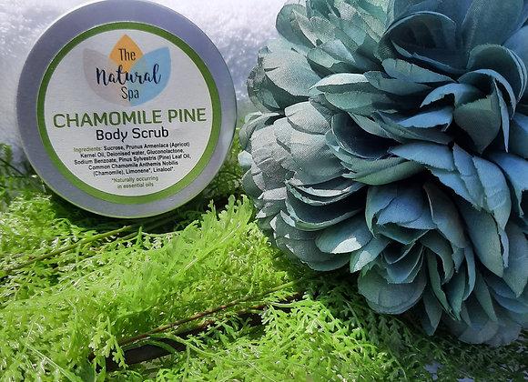Chamomile Pine Body Scrub Body Scrub 200g