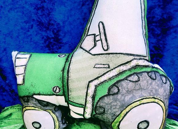 Tractor Cushion
