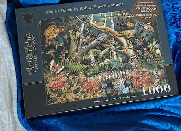 Mantis Mundi 1000 Piece Jigsaw