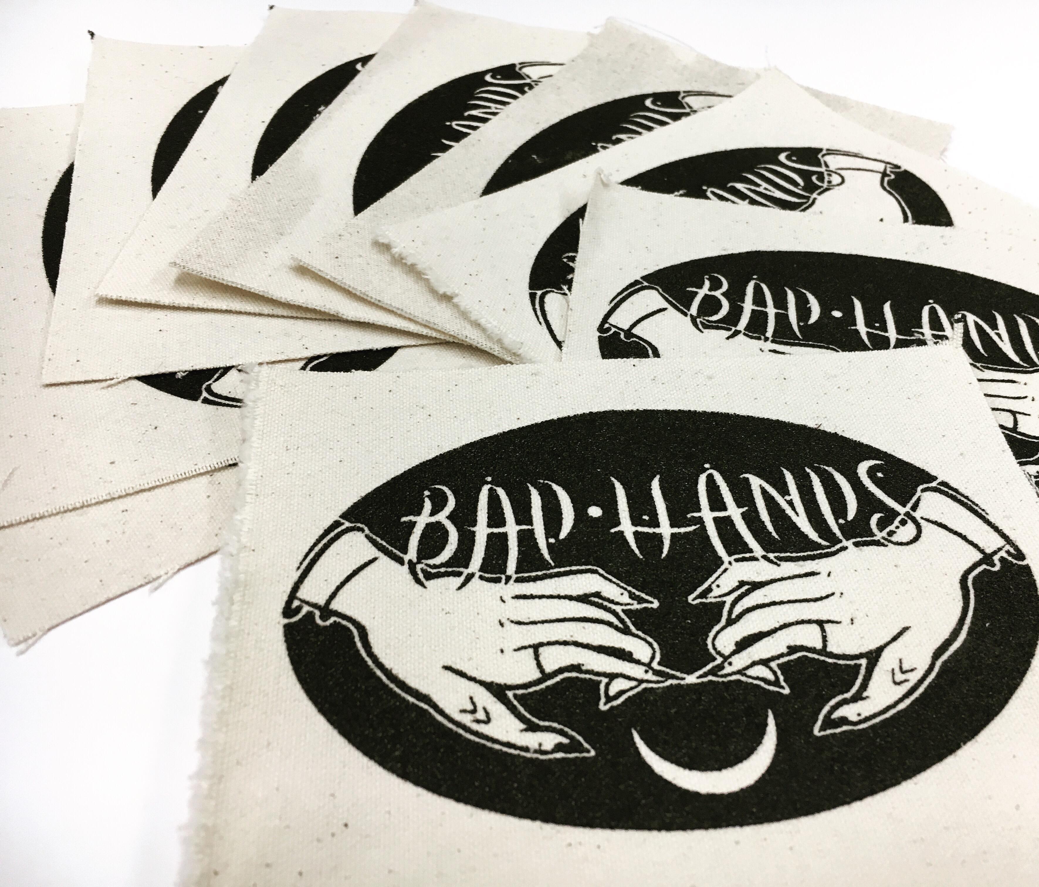 BAD HANDS, January 2016