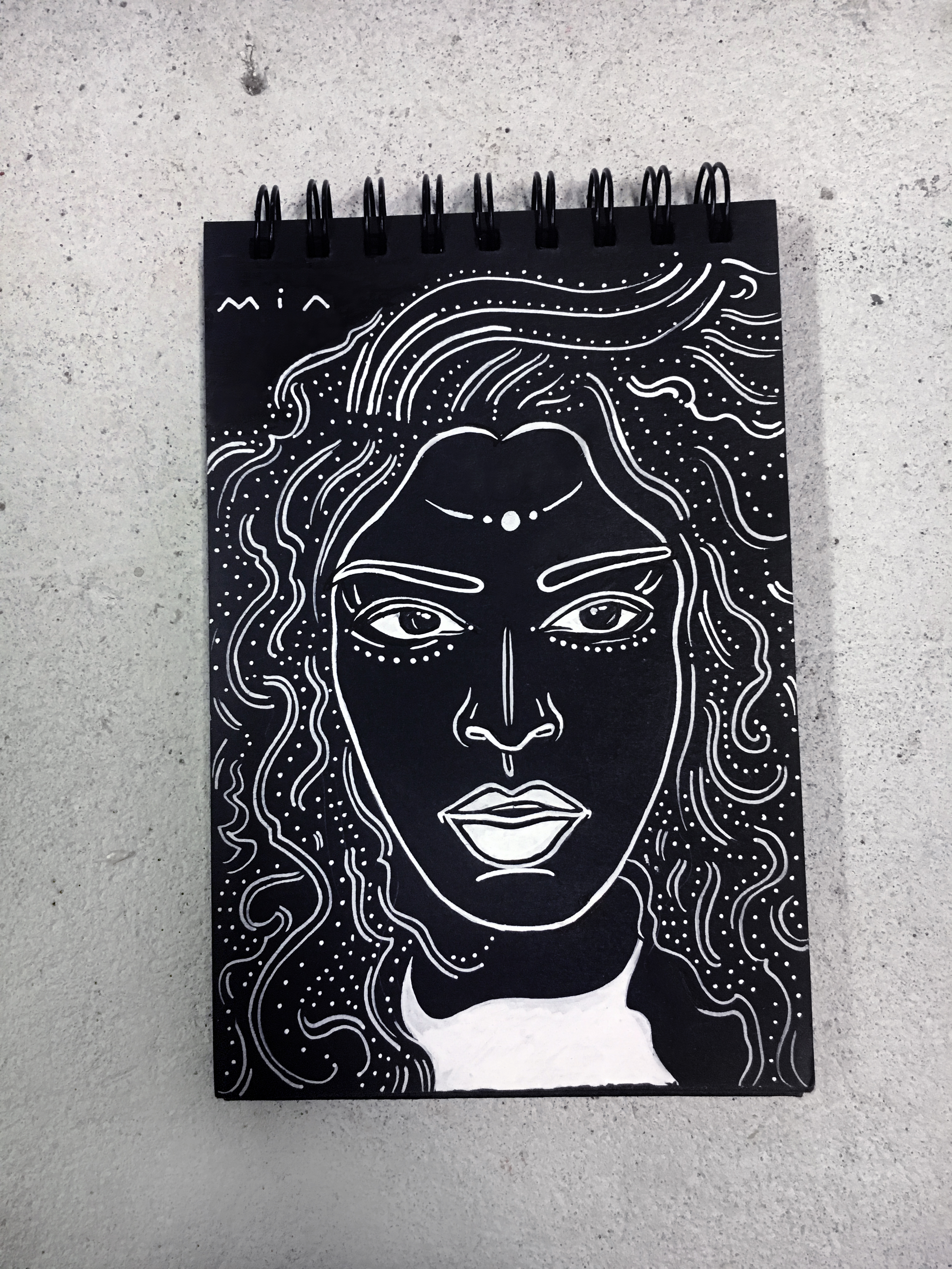 Sketchbook, October 2016