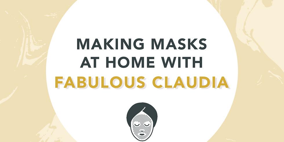 Making Masks At Home