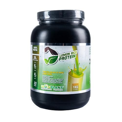 Proteína de Arroz Limón 1 Kilo