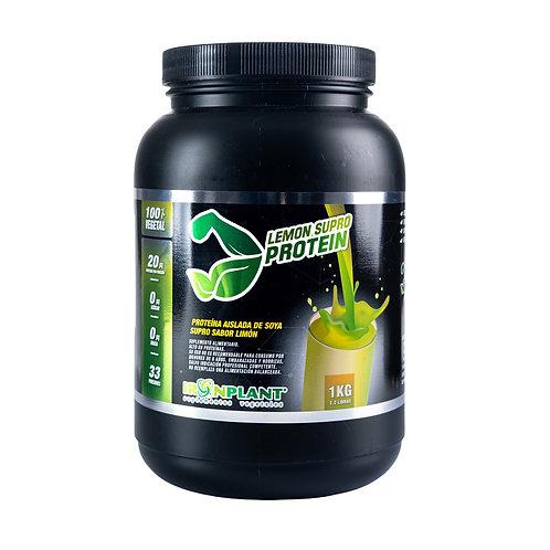 Proteína de Soya Supro Limón 1 Kilo