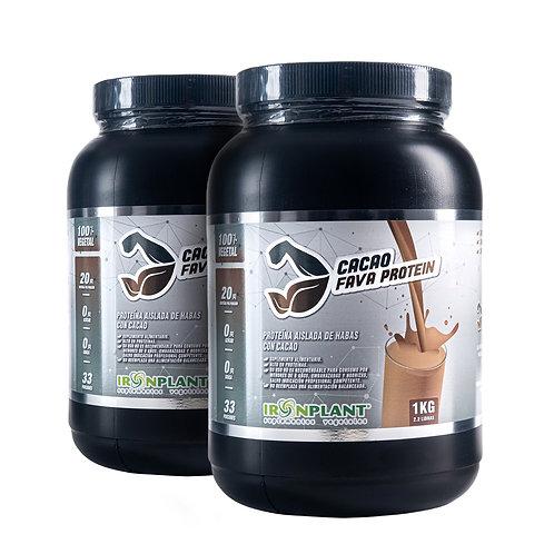 Proteína de Haba Cacao 2 kg