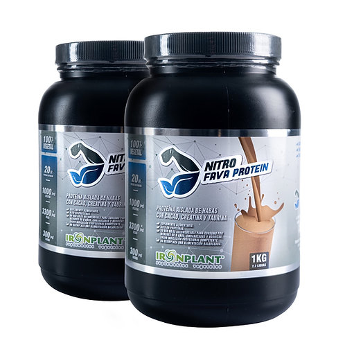 NitroFava 2 kg