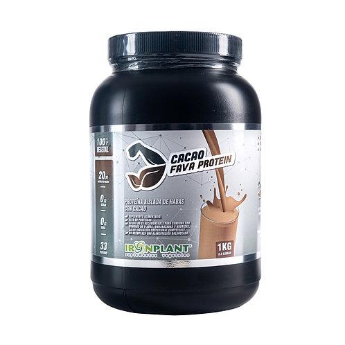Proteína de Haba Cacao 1 kg