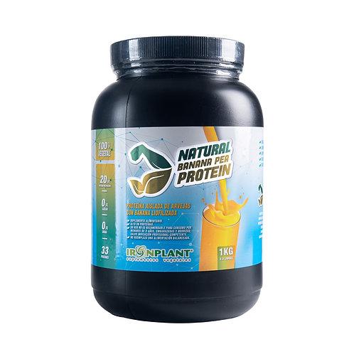 Proteína de Arveja Banana 1 kilo