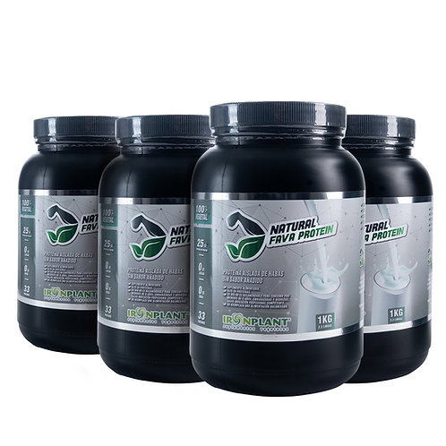 Proteína de Haba natural 4 kg