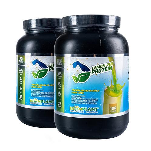 Proteína de Arveja Limón 2 Kilos