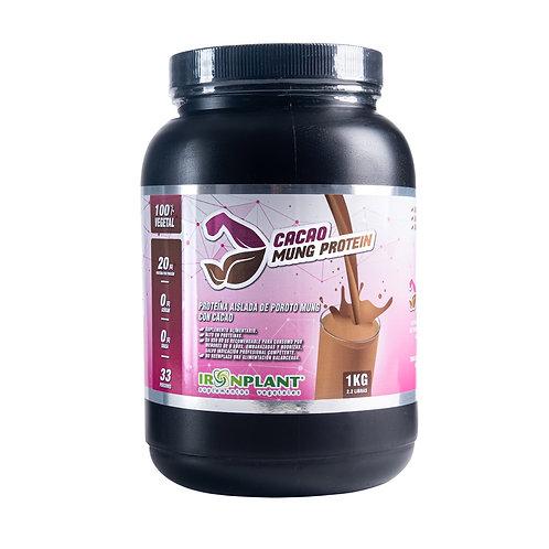 Proteína de Poroto Mung con Cacao 1 Kilo