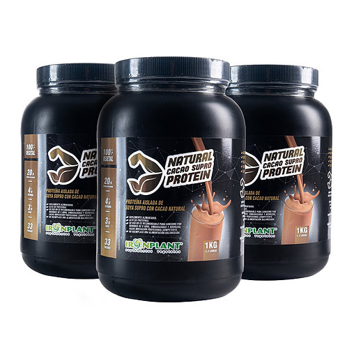 Proteína Supro Cacao  3 kg