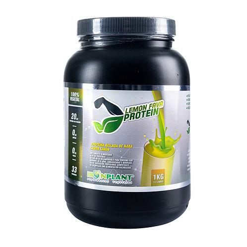 Proteína de Haba Limón 1 kilo