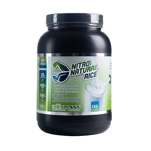 Nitro Natural Rice 1 kg