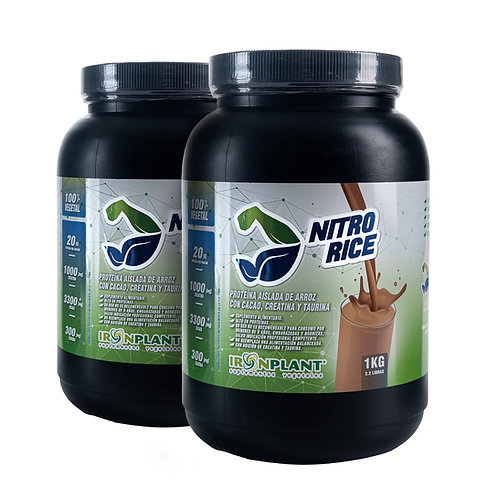 Nitrorice 2 kilos