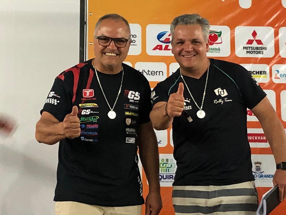 GS Racing e Trancos & Barrancos no Sertões 2019