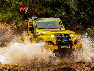 Trancos & Barrancos inicia disputa do Catarinense de Rally Scherer 4x4 com três duplas na Graduado