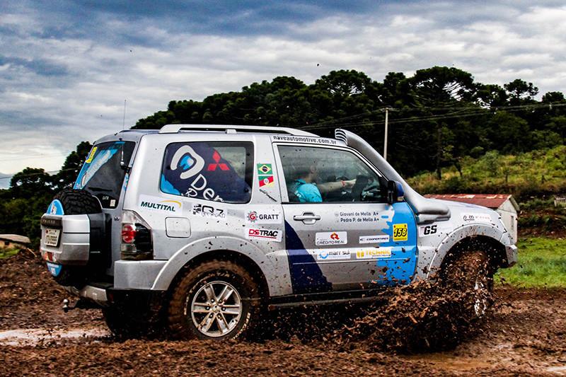 GS Racing Trancos & Barrancos no Rally dos Sertões