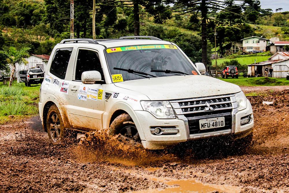 Rally Regularidade Rally Trancos RS