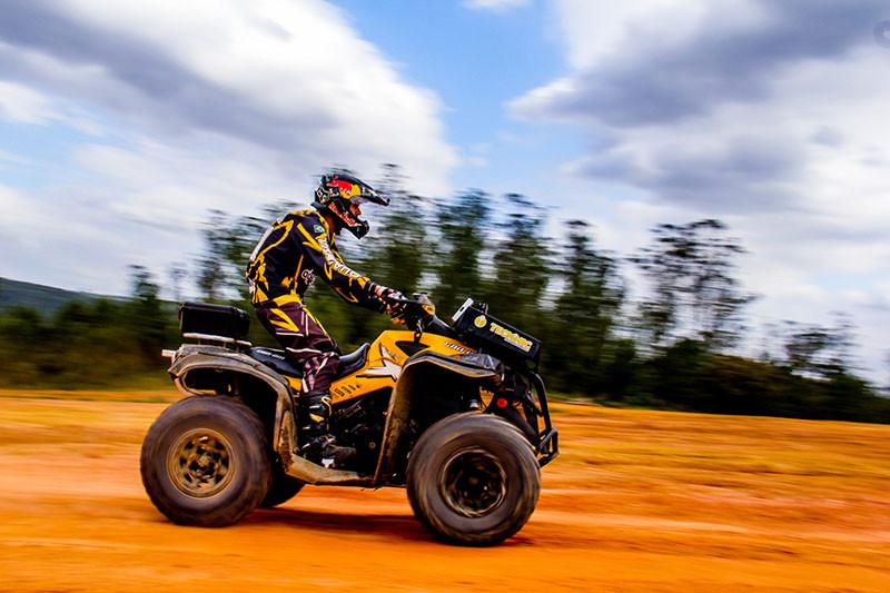 Campeonato Catarinense de Rally Regularidade Quadriciclo