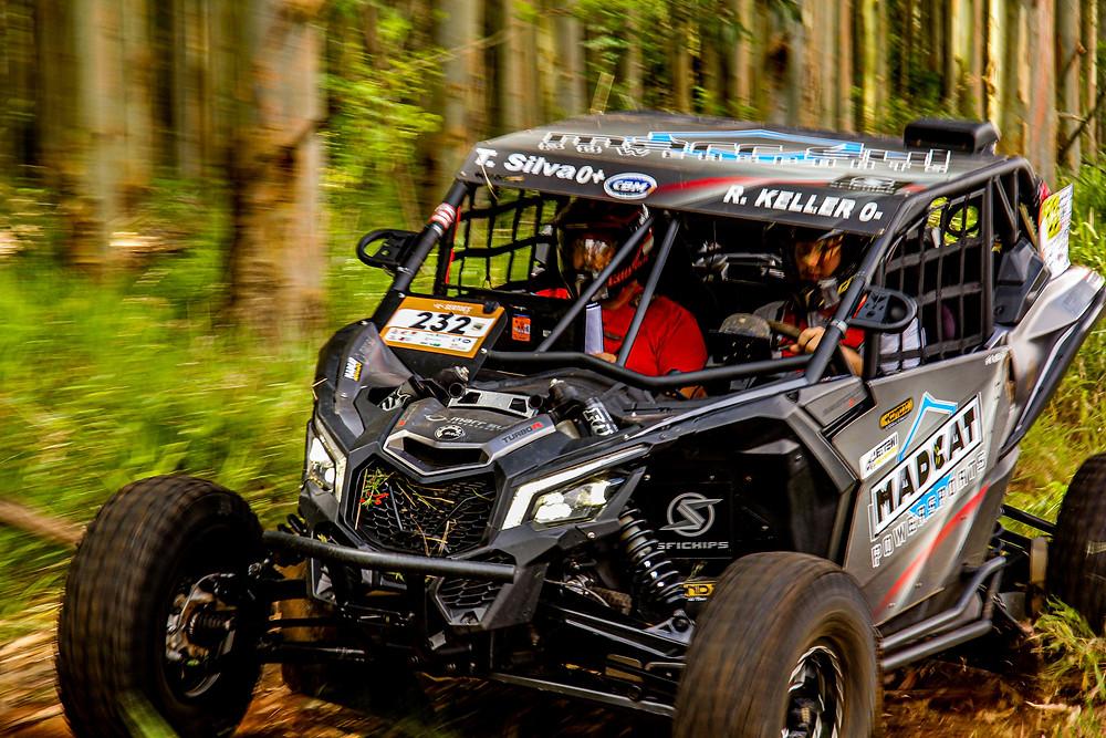 Rally Regularidade Rally Trancos RS em Passo Fundo