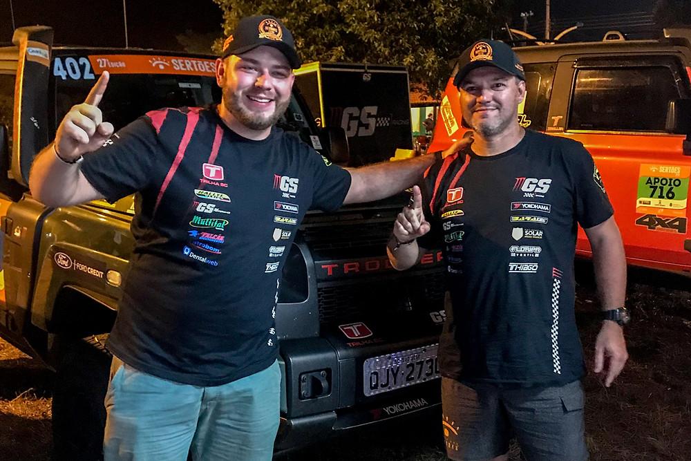 GS Racing Trancos & Barrancos Sertões 2019