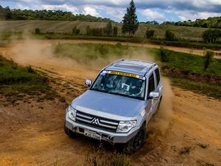 Catarinense de Rally Scherer 4x4 abre temporada levantando poeira em São Bento do Sul