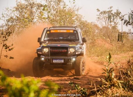 Trancos & Barrancos e GS Racing fazem dobradinha no primeiro dia de Sertões