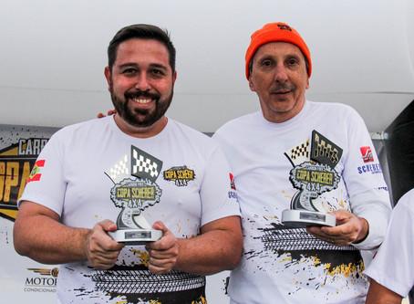 Trancos & Barrancos começa Copa Scherer com nova dupla no pódio da Graduado