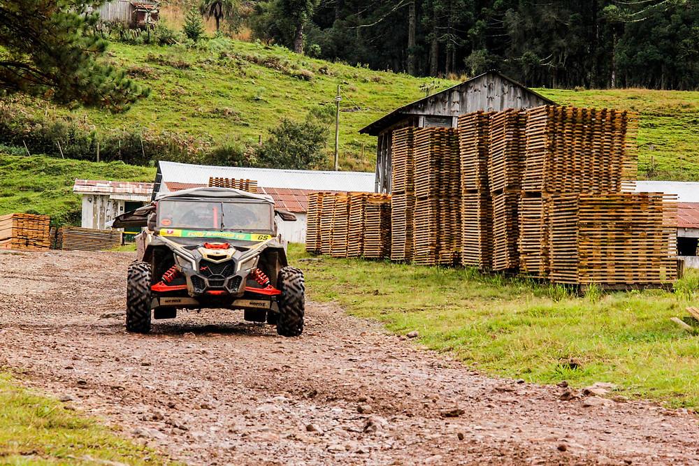 UTV Rally Trancos Rally Regularidade
