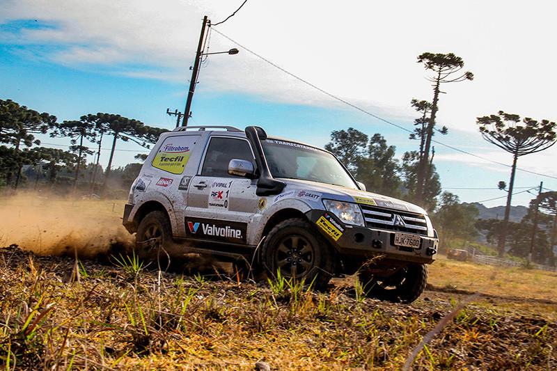 Trancos & Barrancos no Rally dos Sertões