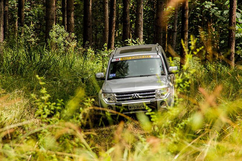 Catarinense de Rally Scherer 4x4 Carbon Free