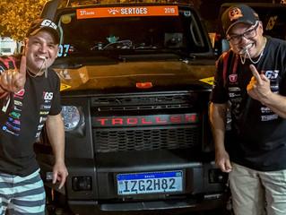 GS Racing e Trancos & Barrancos vencem de novo e lideram o Regularidade no Sertões