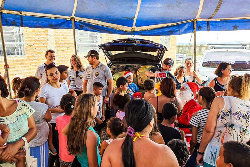 Equipe Trancos e Barrancos Rally Solidário Porto Alegre